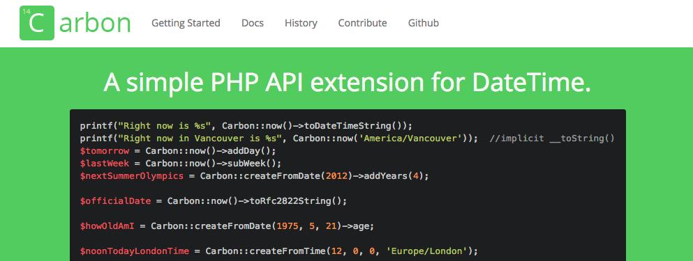 phpで日付時刻の処理を書くなら carbon がおすすめ アシアルブログ
